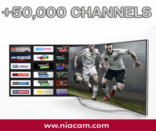 IPTV (50,000 CH)